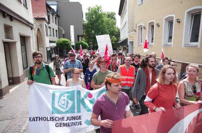 demos & aktionen ortsverband sindelfingen  demos und aktionen #11